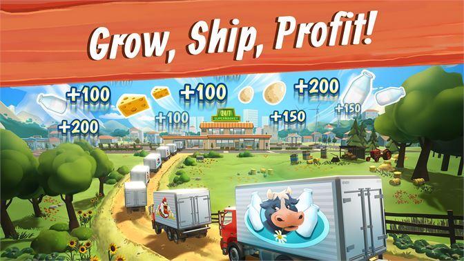 Descargar Big Farm Mobile Harvest