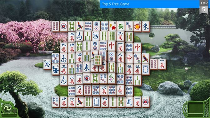 Descargar Microsoft Mahjong para windows