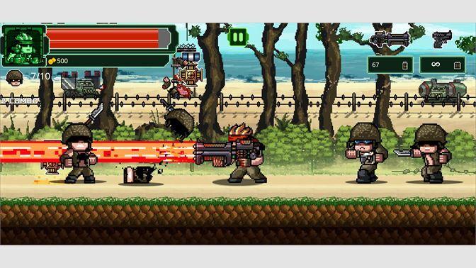 Descargar Metal Slug War II