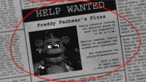 Descargar Five Nights at Freddy's para Pc